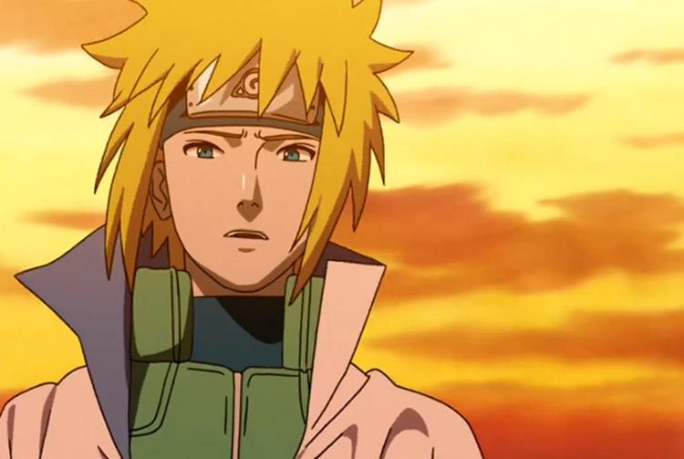 Minato Namikaze from Naruto: Shippuden