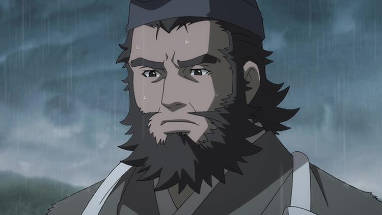 Jukai from Dororo anime