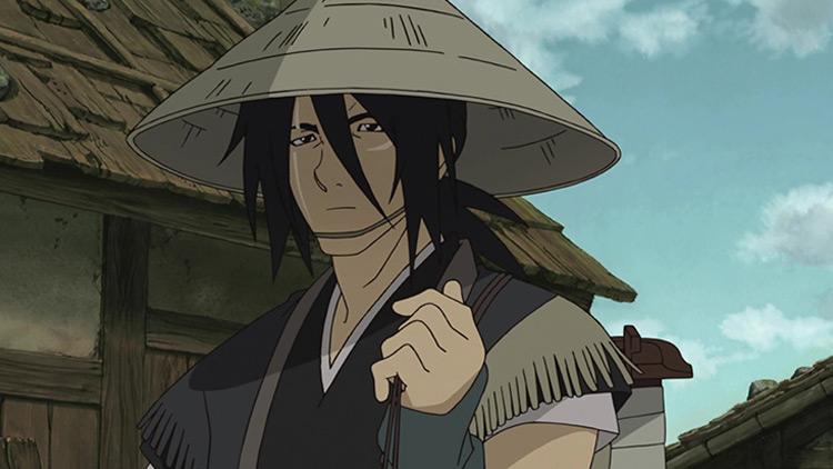 Nanashi from Sword of the Stranger