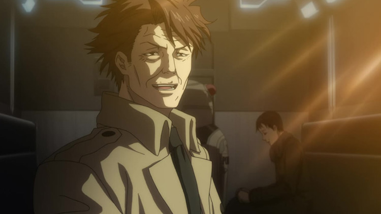 Tomomi Masaoka in Psycho-Pass