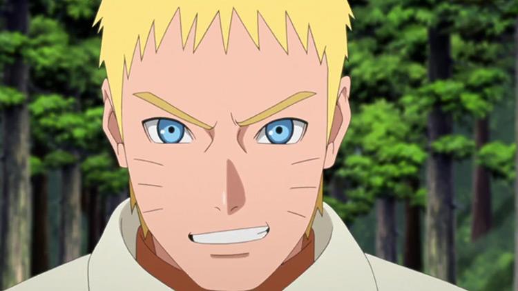 Naruto Uzumaki from Boruto anime