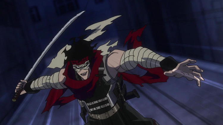Stain from My Hero Academia anime