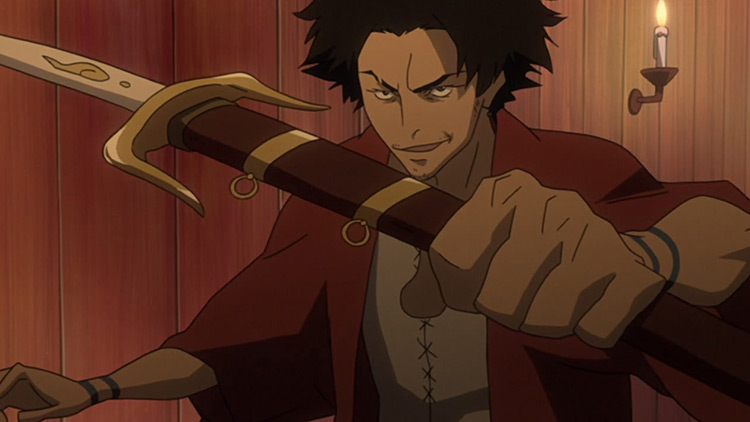 Mugen Samurai Champloo anime screenshot
