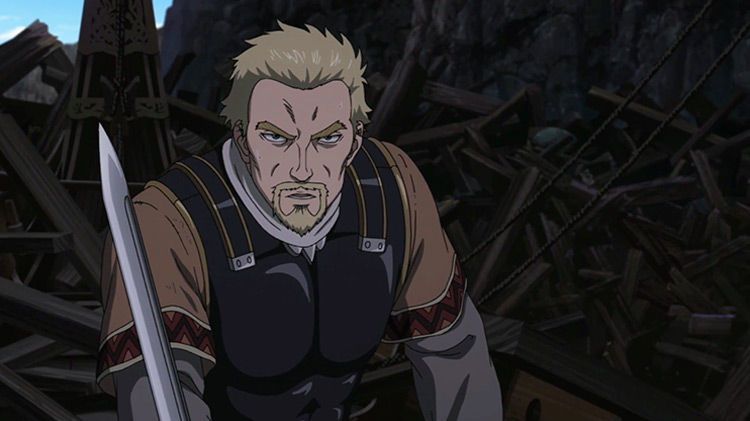 Askeladd Vinland Saga anime screenshot