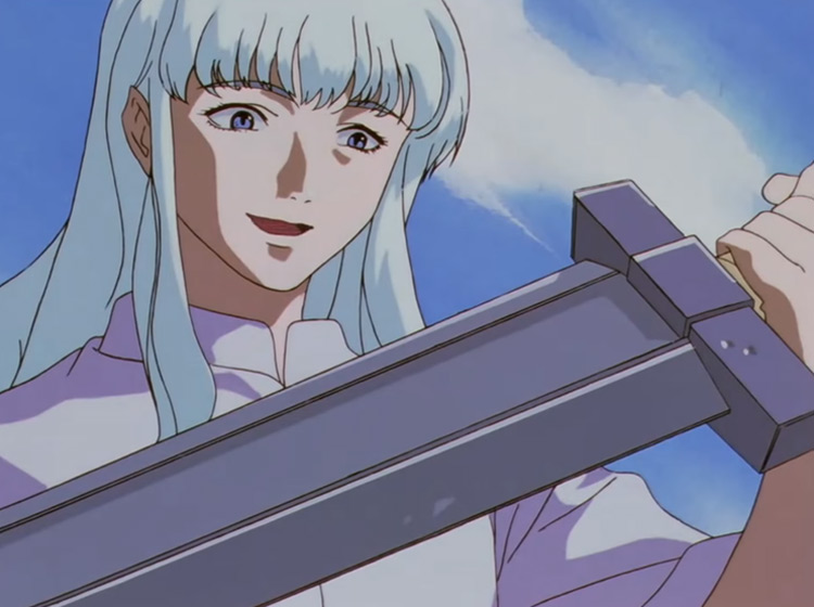 Griffith from Berserk anime