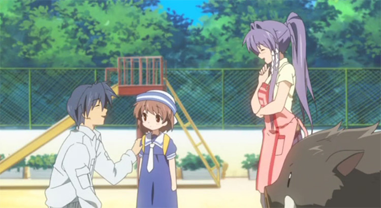 Clannad: After Story (Clannad ~After Story~) anime
