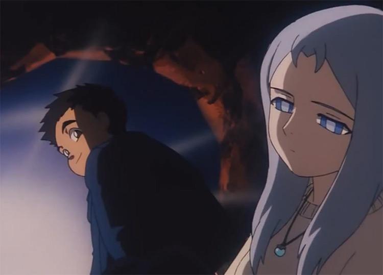 Ima, Soko ni Iru Boku (Now and Then, Here and There) anime