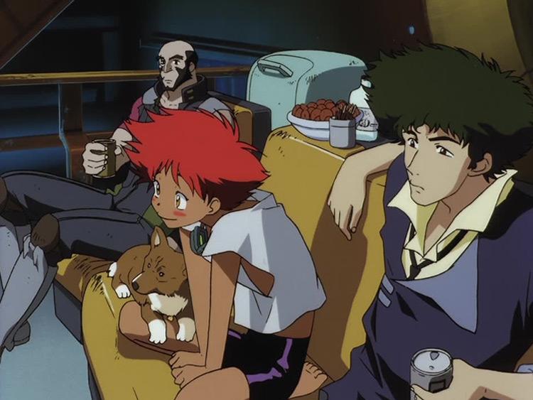 Cowboy Bebop anime screenshot