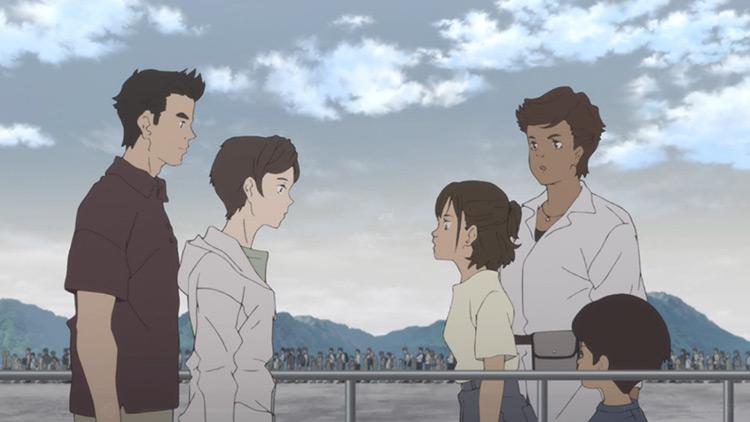 Nihon Chinbotsu 2020 (Japan Sinks: 2020) anime