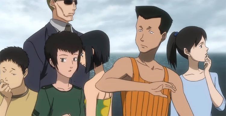 Bokura no (Bokurano) anime