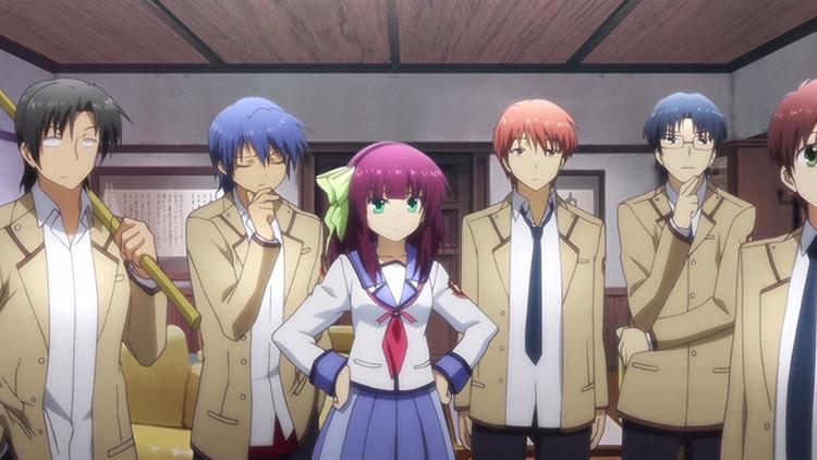 Angel Beats! anime screenshot