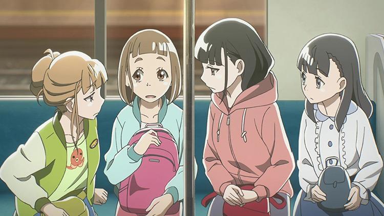Sora yori mo Tooi Basho (A Place Further Than the Universe) anime