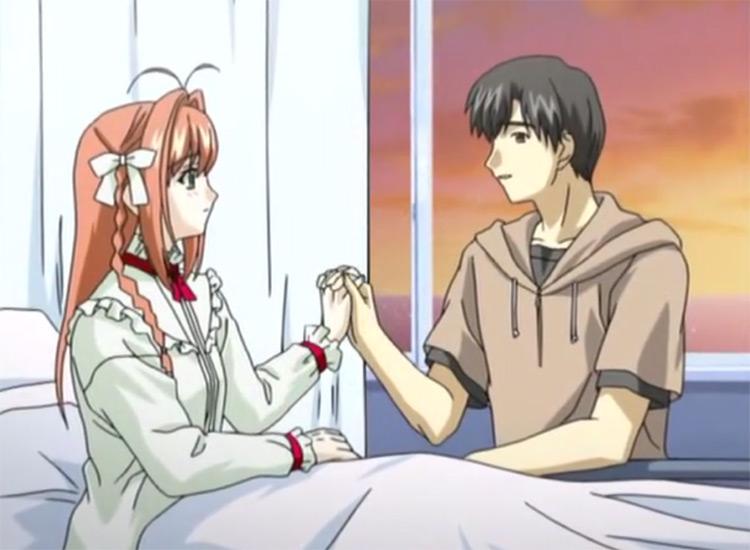 Kimi ga Nozomu Eien (Rumbling Hearts) anime