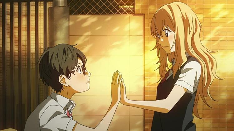 Shigatsu wa Kimi no Uso (Your Lie in April) screenshot
