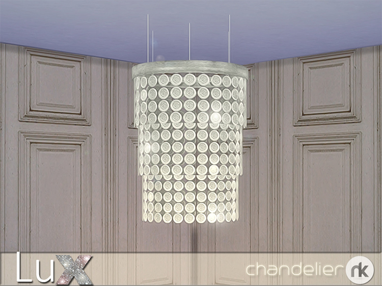Lux Living Chandelier CC