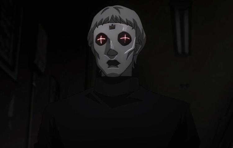 Donato Porpora from Tokyo Ghoul anime