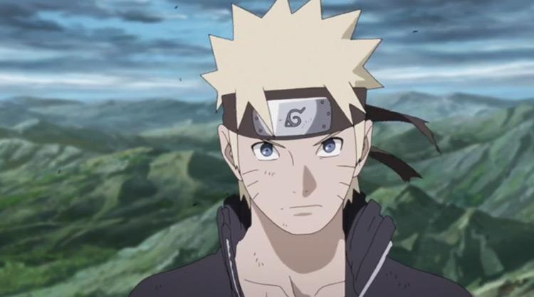 Naruto Uzumaki in Naruto: Shippuden