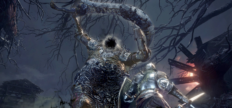 Dark Souls 3 DLC - Dreg Heap preview