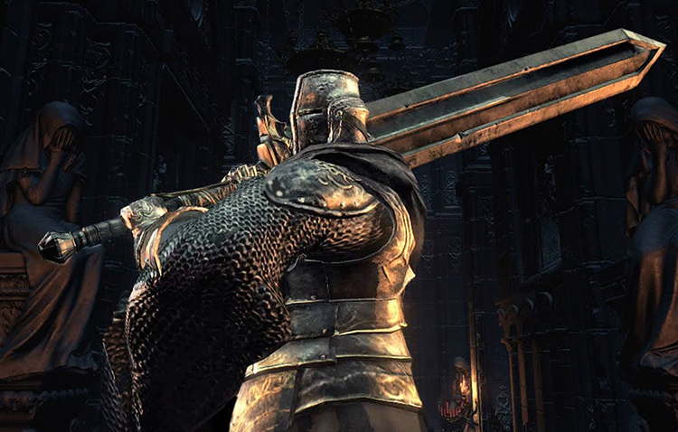 Cathedral Knights in Dark Souls 3