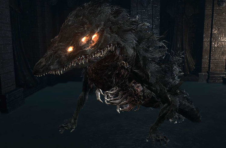 Sulyvahn's beasts - DS3 Screenshot
