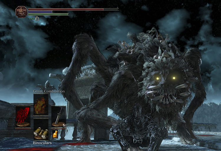 Deep Accursed enemies in DS3