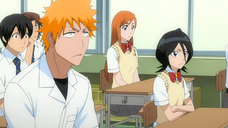Bleach anime screenshot