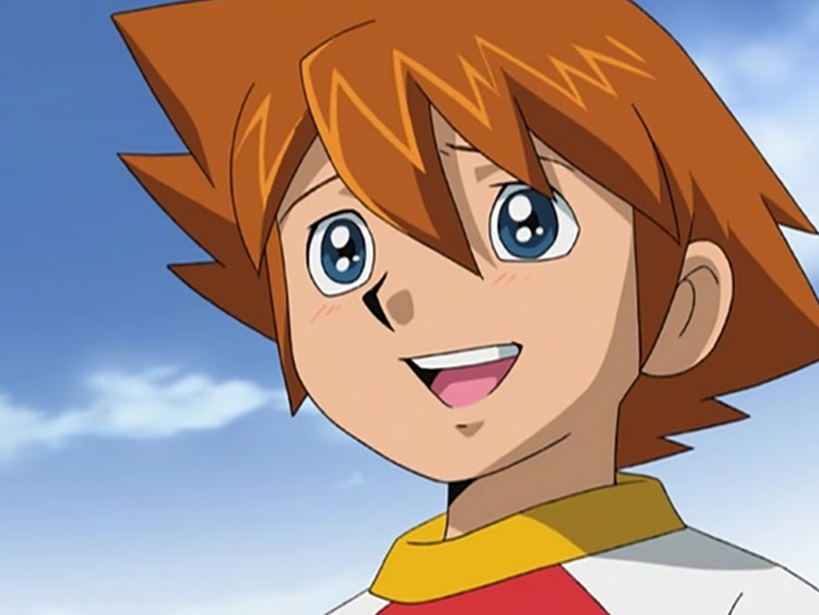 Christopher Thorndyke from Sonic X anime