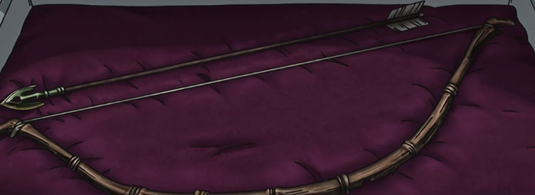 The Bow and Arrow in JoJo's Bizarre Adventure