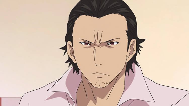 Daikoku from Noragami anime