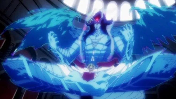 Baal in Magi: Adventure of Sinbad anime