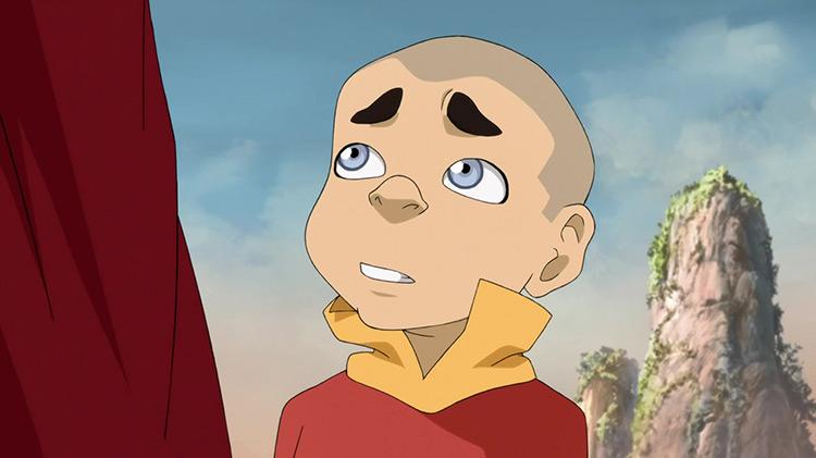 Meelo Legend of Korra anime screenshot