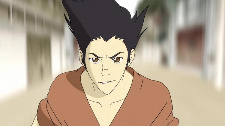 Wan in Legend of Korra anime