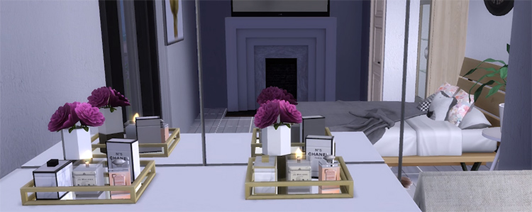 Chanel original perfume tray TS4