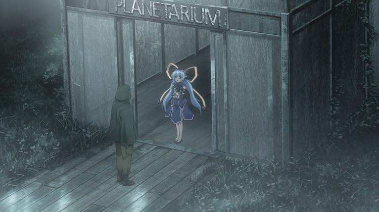 Planetarian: Hoshi no Hito anime screenshot
