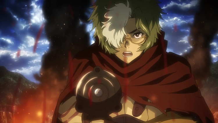 Kabaneri of the Iron Fortress screenshot