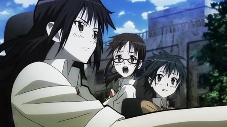 Coppelion anime