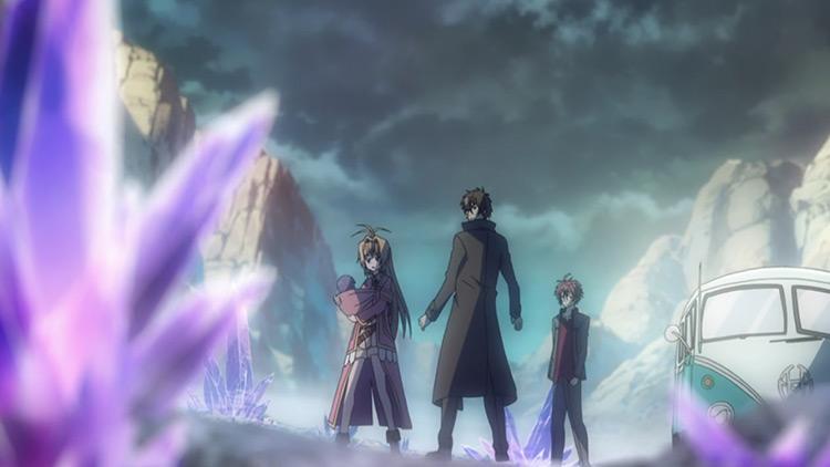 Sunday Without God anime