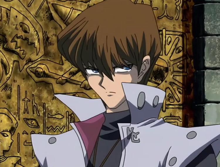 Seto Kaiba from Yu-Gi-Oh anime