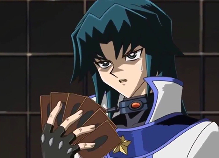 Zane Truesdale in Yu-Gi-Oh anime
