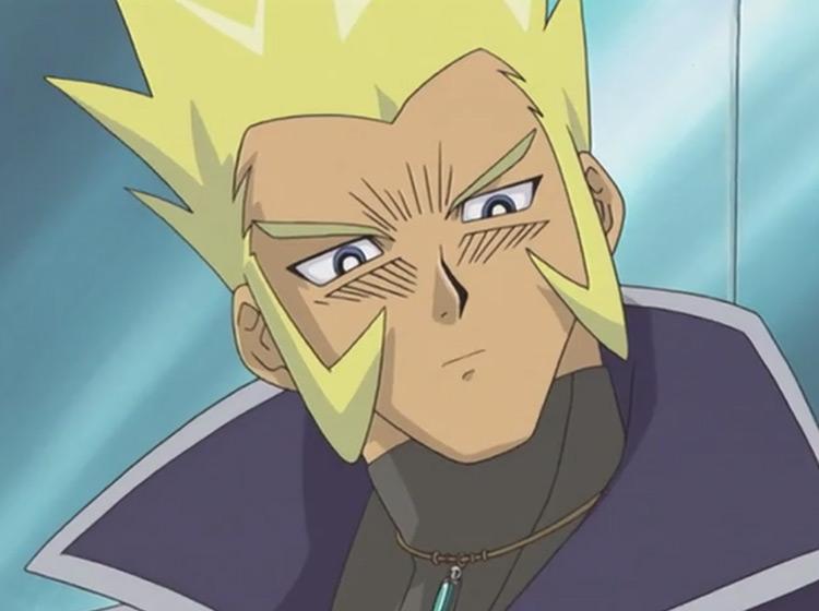 Rafael Yu-Gi-Oh anime screenshot