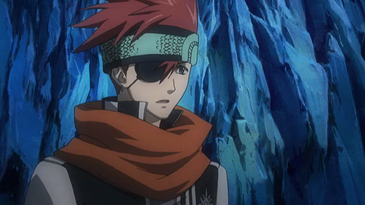 Lavi from D.Gray-man anime
