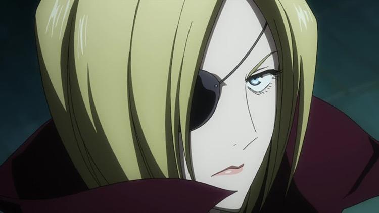 K. K. Blood Blockade Battlefront anime screenshot