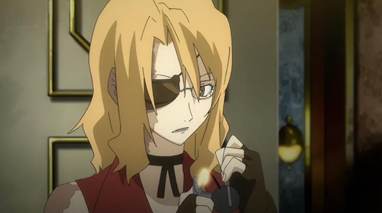Nice Holystone from Baccano! anime