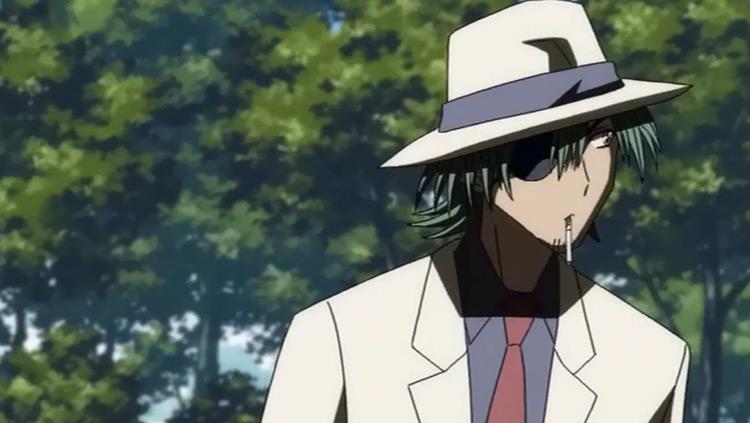 Sven Vollfied Black Cat anime screenshot