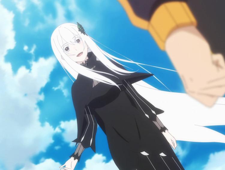 Echidna from Re: Zero Season 2 anime