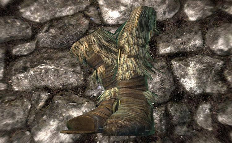 Boots of the Old Gods Skyrim's best boots