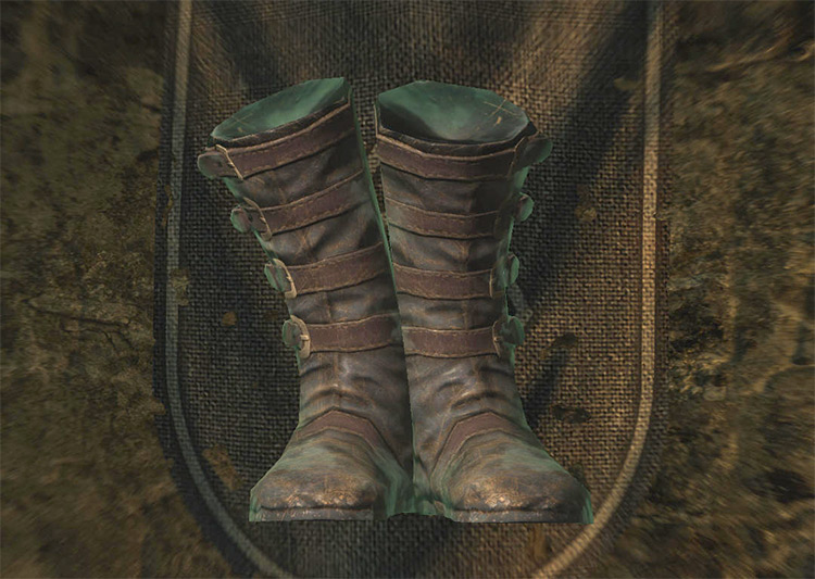 Thieves Guilds Boots in Skyrim