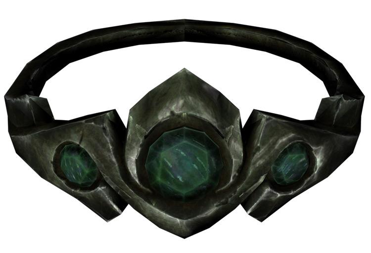 Jade and Emerald Circlet Skyrim