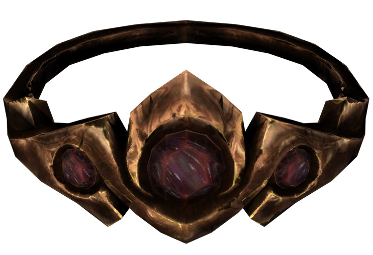 Copper and Ruby Circlet Skyrim