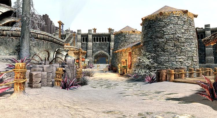 Raven Rock area in Skyrim